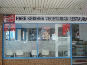 Hare Krsna Restaurant in the heart of the City - Pratt Street