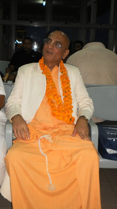 HH Bhakti Charu Swami ( 2011)